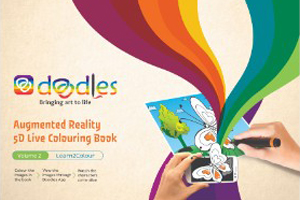 NTLearn 5D Coloring Books - Volume 2